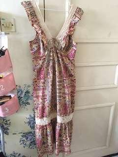 Dress good condition M size made in India 🇮🇳