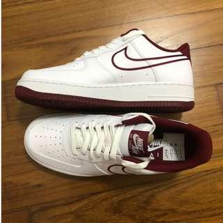 Nike Air Force 1 '07 Red White