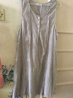 Dress can for maternity dress good condition no defects