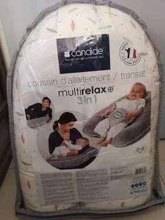 Jakewell Candide mutli relax 3in1