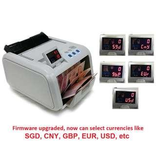 Money Counter / Banknote Counting Machine / Currencies Detector ✔✔✔✔