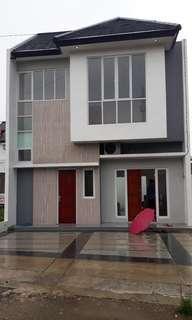 Dijual Rumah Cluster Sadana Mansion Cibubur