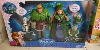 Frozen Deluxe Troll Wedding Set