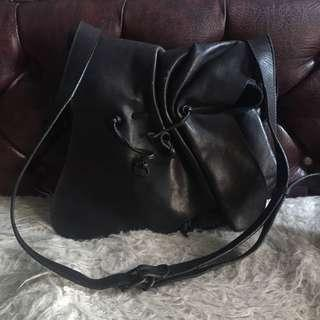 NN Leather bag