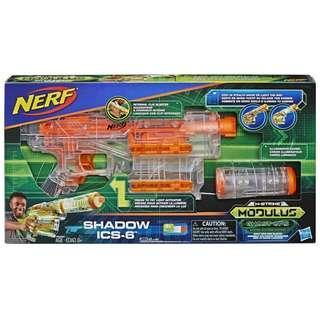 NERF 2655 Nerf N-Strike Modulus Shadow ICS-6