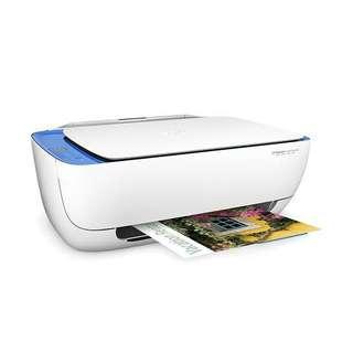 DIJUAL!! printer HP3635 (SECOND) WARNA PUTIH