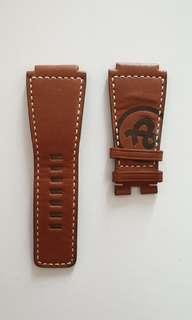 Bell & Ross Natural BR03 Calfskin Leather Strap
