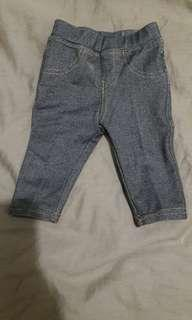 Preloved baby girl jeans