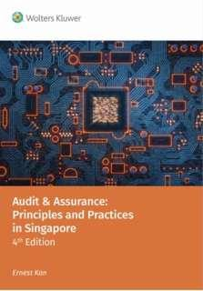 Audit and Assurance Principles and Practices in Spore