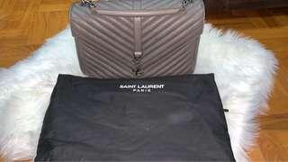 YSL leather Bag