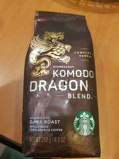 Starbucks whole bean 250g