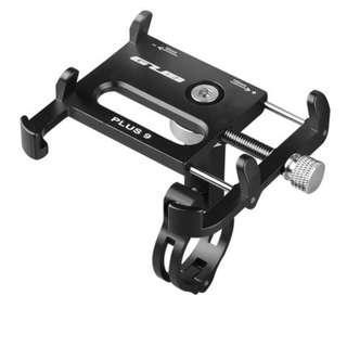 GUB Plus 9 Aluminium Phone Holder 360 Degree Rotatable