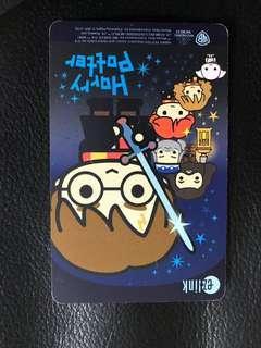 Harry Potter Ezlink card