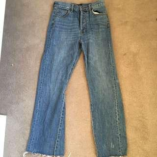 🌟Straight leg jeans