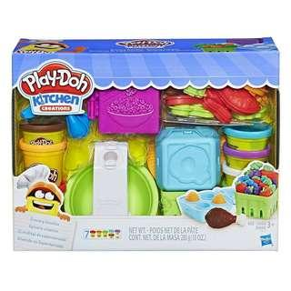PLAY DOH 1936 Kitchen Creations: Grocery Goodies