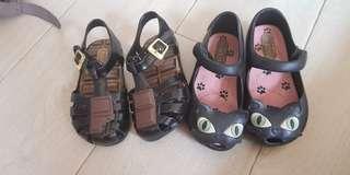 MiniMelissa shoes
