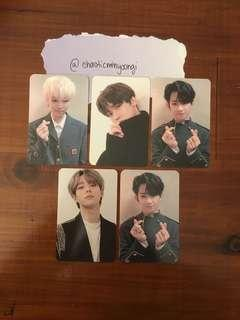 Oneus Light Us Official Photocards