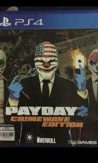 #SunwayPyramid Payday 2 Crimewave Edition