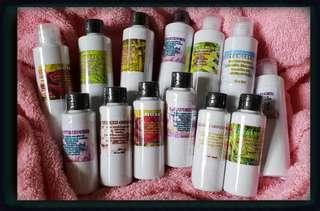 Water soluble oil