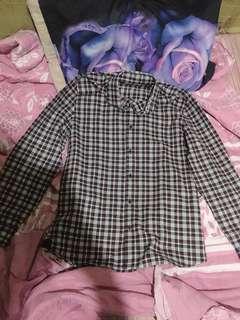 Kemeja flannel edition