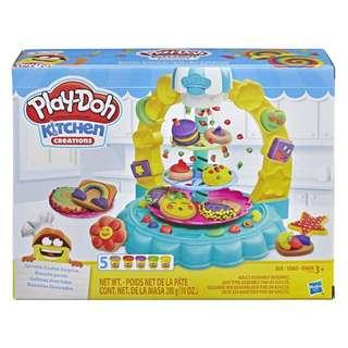 5109 Play Doh Kitchen Creations: SPRINKLE COOKIE SURPRISE