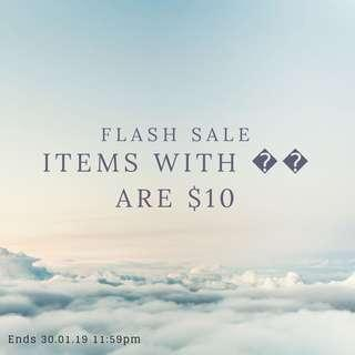 🌟 FLASH SALE 🌟