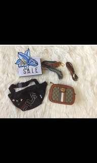 Fila and gucci bundle sale