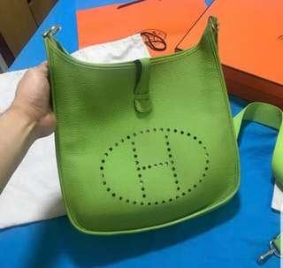 💯Authentic and Exclusive Hermes Evelyne