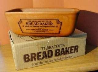 Terraccotta Bread Baker from The Original Suffolk Bread Baker $10