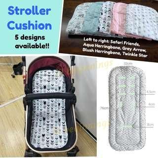 Stroller Cushion / Pad (5 designs)