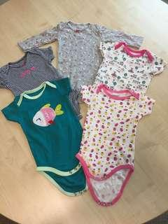 Rompers (mix brand)