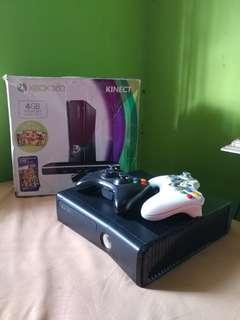 Xbox-360 rgh 4 GB ram