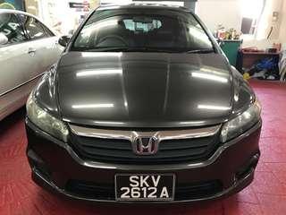 Honda Stream 1.8A