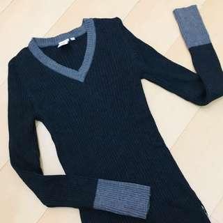 A|X Knitted Sweatshirt