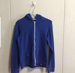 Blue Jacket/Hoodie