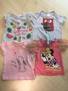 Baby Shirts (various brand)