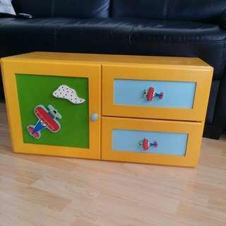 Storage Cabinet for Children