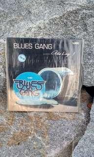 Vinyl piring hitam vintage blues gang ada lagi