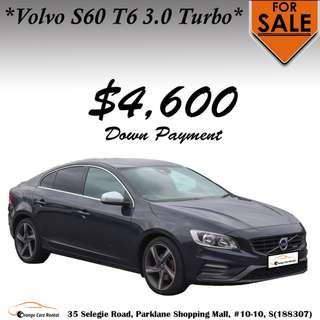 2010 Volvo S60 T6 3.0 Turbo