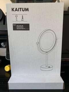 IKEA Kaitum Mirror 化妝鏡連補光燈
