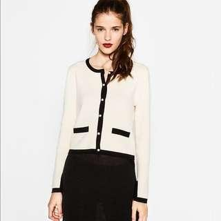 Zara Top Zara knitwear cardigan *Reduced*