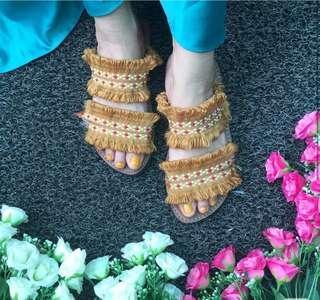 Sandal boho /bohemian