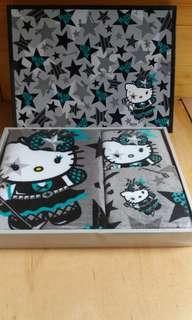 Hello kitty 毛巾禮盒一