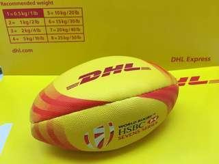 DHL x Rugby Sevens 迷你欖球