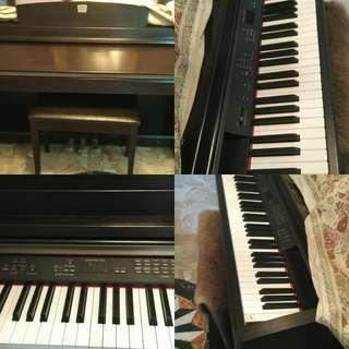 piano yamaha clavinova clp230 digital piano
