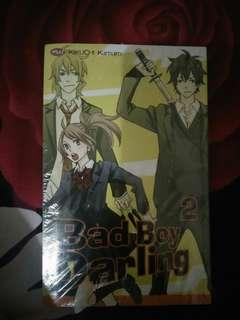 Komik Bad Boy Darling 2