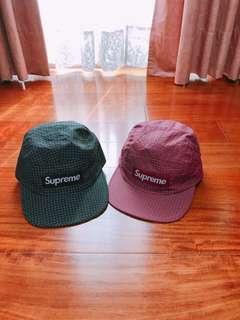 Supreme 3m帽子