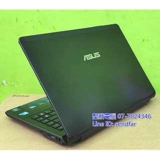 🚚 輕薄長效獨顯 ASUS U45J i5-460M 4G 500G 獨顯 DVD 14吋筆電 聖發二手筆電