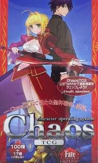 [Bonus] ChaosTCG Booster Pack Fate/EXTRA
