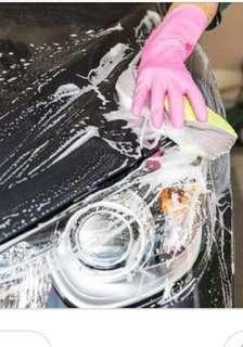Car Wash And Wax